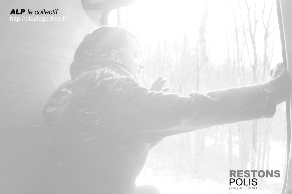 art contemporain contemporary art collectif d'artistes collective people alp le collectif alaplage affiche flyers cartes postales portraits portraits de groupe vie commune soyons politique restons groupés cheval Présence Panchounette
