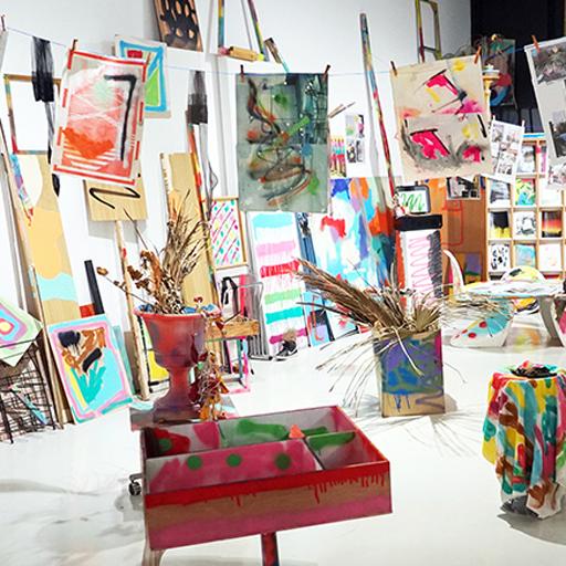 art contemporain contemporary art collective people connective people inventaire collection collecte up grader le Mirail université Jean-Jaurès le clam after modernité Manuel Pomar