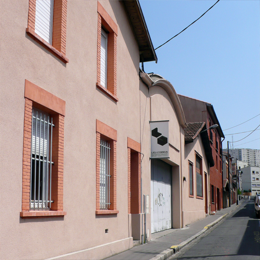 Lieu-Commun Toulouse art contemporain contemporary art Bonnefoy Occitanie commissariat curator artist run space chemiserie rue d'armagnac